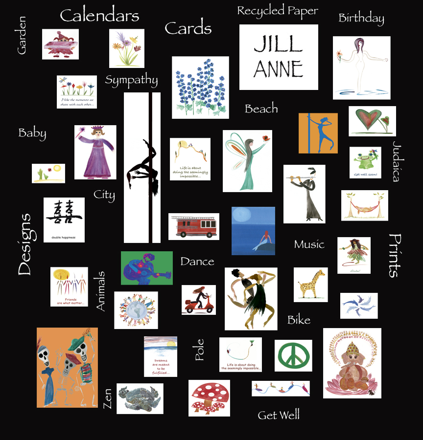 Her greeting cards, calendars and designs have been bought by The Kennedy ...